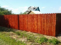 строить забор, ограждение город Энгельс