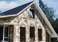 Монтаж фасадов, облицовка зданий кирпичом и камнем в Энгельсе