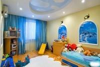 Отделка детской комнаты в Энгельсе