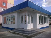 Строительство магазинов в Энгельсе и пригороде